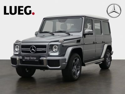 gebraucht Mercedes G63 AMG AMG