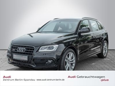 gebraucht Audi SQ5 3.0 TDI EU6 quattro COMPETITION tipt. *NAVI*AHK*