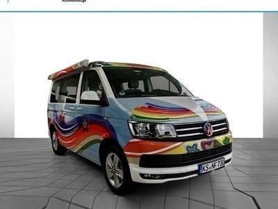 gebraucht VW California T6Ocean 2.0 TDI Navi Tel.-Vorb. StandHZG