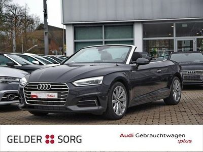 gebraucht Audi A5 Cabriolet Design 40 TFSI *Navi+*AHK*Virtual*DAB*