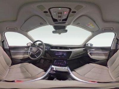 gebraucht Audi E-Tron - advanced 55 qu AHK-Pano-Head Up-ACC-B&O