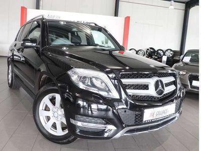 gebraucht Mercedes GLK250 BE / SPORTPAKET / AMG-SPEEDSHIFT-SPORT