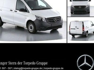 gebraucht Mercedes Vito 116 KASTEN L+KLIMA+AHK+270°TÜREN+TEMPOMAT