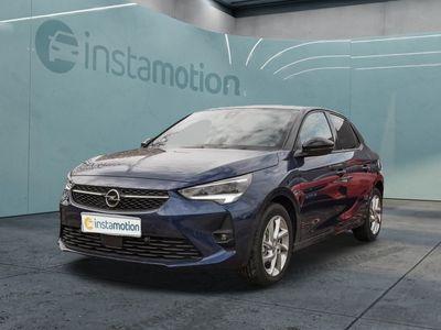 gebraucht Opel Corsa CorsaF GS Line 1.2 Turbo Navi-Link Klima Tempomat Sitzheizung Voll-LED Bluetooth Alu