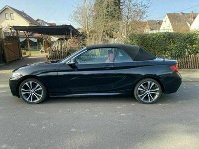 gebraucht BMW 228 i M Sport Performance Cabrio Automatik Voll