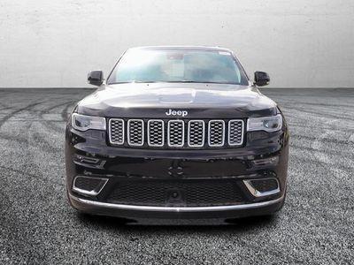 gebraucht Jeep Grand Cherokee Summit 3.0l V6 Multijet sofort