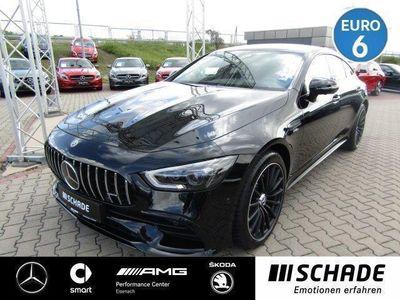 gebraucht Mercedes AMG GT 43 4M+ COMAND APS/SHD/Distronic/Styling