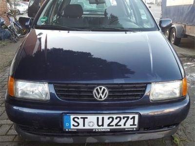 gebraucht VW Polo 1,4 6N KLIMA, SERVO, TÜV AU NEU