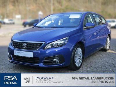 gebraucht Peugeot 308 SW Active 1,2l 130PS GPF Navi | PDC | EURO6d