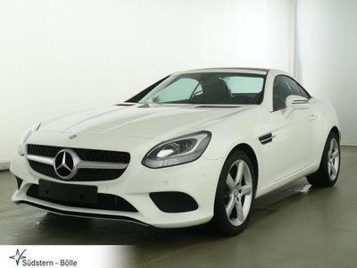 gebraucht Mercedes 200 SLCNavi/PTS/Airscarf/Glasdach/Spurwechsel