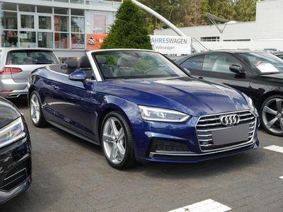 gebraucht Audi A5 Cabriolet A5 2.0 TFSI S tronic Sport S line LED
