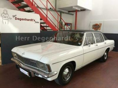 gebraucht Opel Admiral 2,8E *H-Kenzeichen*TOP Alltagsklassiker*