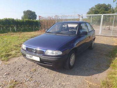 gebraucht Opel Astra GL