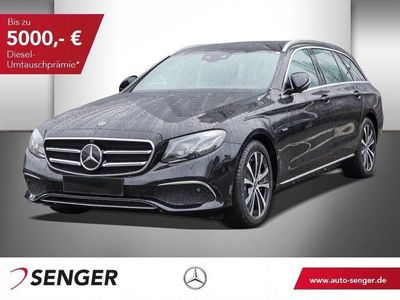 gebraucht Mercedes 450 E4MATIC T-Modell Avantgarde 360°Kam COMAND