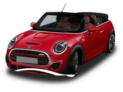 gebraucht Mini John Cooper Works Cabriolet 2.0 Benzin