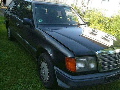 gebraucht Mercedes 300 W124 w124 Temit LPG & H TÜV 2/22 Merc...