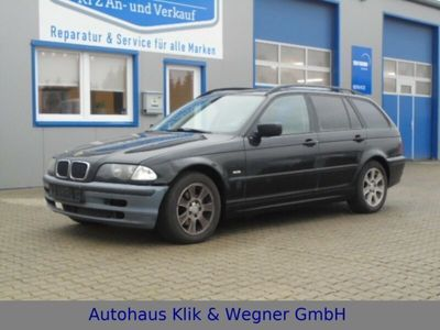 gebraucht BMW 320 320 d touring