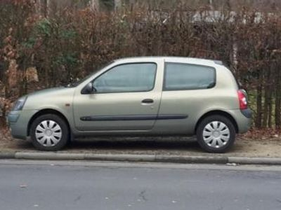 gebraucht Renault Clio 1.4 16v TÜV 07/19 mit Reperaturbedarf