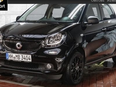 käytetty Smart ForFour 66kW passion DCT cool&Media Sport SHZ Pano