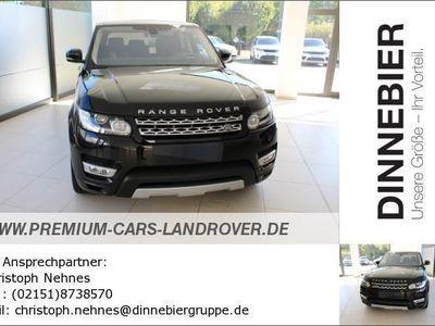 gebraucht Land Rover Range Rover Sport Sd4 HSE | RANGE ROVER Krefeld