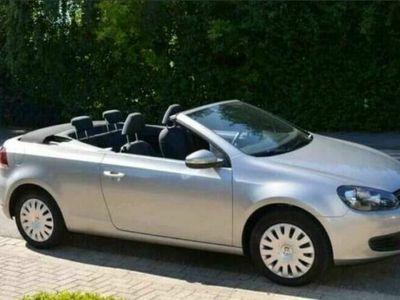 gebraucht VW Golf Cabriolet 1.6 TDI BlueMotion