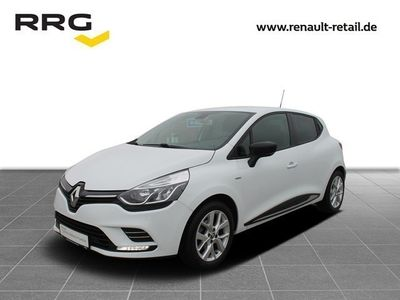 gebraucht Renault Clio IV IV TCe 90 Limited Deluxe Navi!!!!