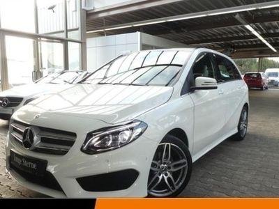 gebraucht Mercedes B200 d AMG Line*7G-DCT*LED*Parkpilot*Sitzhzg.*