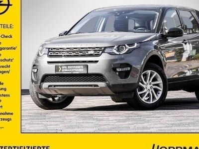 gebraucht Land Rover Discovery Sport SE 2.0 TD4
