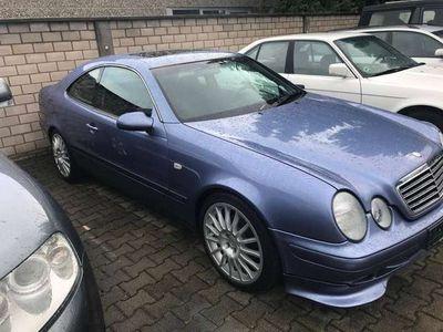 gebraucht Mercedes CLK200 Coupe/schöner gepflegter Wagen/Tüv+Insp. neu
