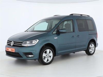 gebraucht VW Caddy Comfortline 1.4 TSI Einparkhilfe+Scheckheft