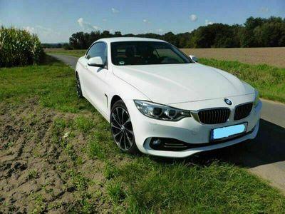 gebraucht BMW 428 i Cabrio Sport-Aut. Luxury Line