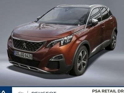 gebraucht Peugeot 3008 BlueHDi 180 S&S EAT6 GT Focal/P.dach/LED/Keyless