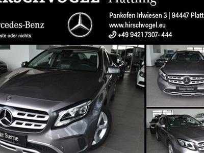 gebraucht Mercedes GLA180 Urban+AHK+KEYLESS-GO+Navi+LED+PDC+SHZ