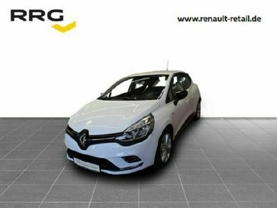 gebraucht Renault Clio IV 4 1.2 16V 75 LIMITED DELUXE