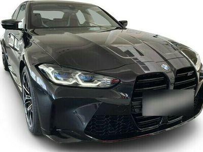 gebraucht BMW M3 M3 Competition EU6d Laserlicht Leder Navi Kurvenlicht HUD HarmanKardon LenkradHZG PDC SHZ