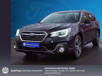 gebraucht Subaru Outback 2.5i Sport, Leder beige, Parksensoren