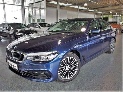 gebraucht BMW 520 d Aut. Sport Line