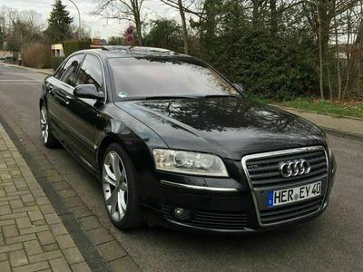 gebraucht Audi A8 W12 6.0 450PS Exclusive LPG Prins Gasanlage