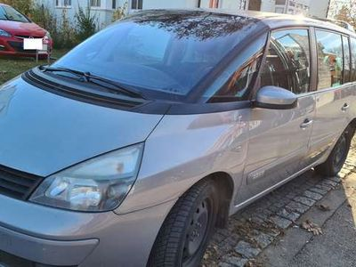 gebraucht Renault Grand Espace 2.2 dCi Aut. Dynamique, GRÜNE PLAKETTE