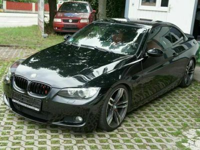 gebraucht BMW 335 Cabriolet i AUT. M-PAKET *NAVI+SHZ+TEMP*