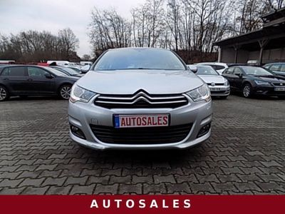 gebraucht Citroën C4 HDi 90 ENTREPRISE KLIMA-LKW-2 SITZE