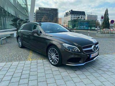 gebraucht Mercedes CLS500 Shooting Brake *4Matic*AMG*LED*LEDER*FULL