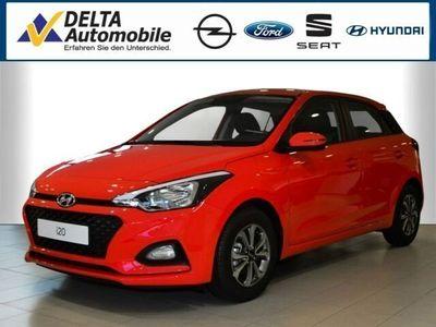 gebraucht Hyundai i20 FL 1.2 Select+15Alu, MY2019,6d-TEMP!