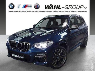 gebraucht BMW X3 M40i Head-Up HK HiFi LED WLAN Pano.Dach Shz