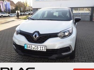 gebraucht Renault Captur Limited TCe 90 Energy City-Paket LED-hinten LED-Tagfahrlicht RDC Klima Temp