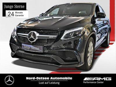 gebraucht Mercedes GLE63 AMG AMG S Comand 4M Drivers P. 360° Pano AHK