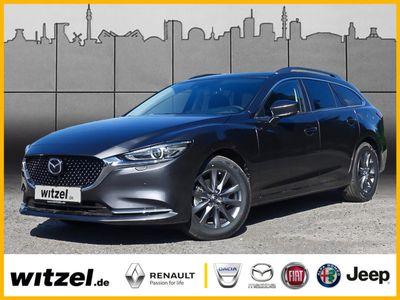 gebraucht Mazda 6 SK SKYACTIV-G 194 FWD 5T AG AL-EXCLUSIVE ACT-P