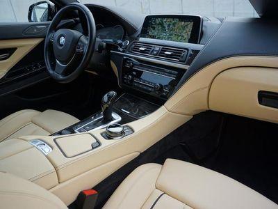 gebraucht BMW 640 Cabriolet iA LED HUD NaviProf H/K Kamera Memory