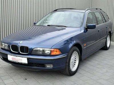 gebraucht BMW 528 Baureihe 5 touring 528i*'Automatik