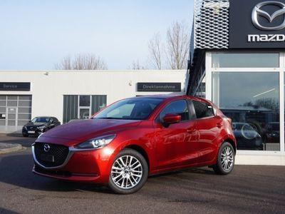 gebraucht Mazda 2 1.5 SKY-G 90 Sonder Modell Voll-LED/Kamera/NAVI